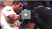 Don&#39;t take your eyes off the TV on August 6, because Vitor Belfort will be looking to make quick work of opponent Yoshihiro Akiyama at UFC&reg; 133: Evans vs. Ortiz.
