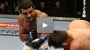 Get a glimpse at Vitor Belfort's striking power in this look at the Phenom's rise up the UFC ladder.