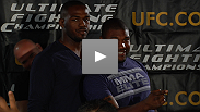 Dana White, Jon Jones and Rampage Jackson storm Denver for an entertaining press conference that cracks up everyone at the dais - and in the audience.