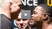 They didn't like each other in 2007, and they still don't like each other. Take a trip in the Way Back Machine to 2007, and watch Tito Ortiz and Rashad Evans talk smack before their first bout, a controversial draw at UFC® 73.