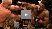 In a division where everyone is thisclose to a title shot, Rashad Evans shares what he'll do to be the one to get it.