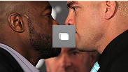 UFC® 133 Pre-Fight Press Conference at the Independence Visitors Center on August 4, 2011 in Philadelphia, Pennsylvania (Photos by Josh Hedges/Zuffa LLC/Zuffa LLC via Getty Images)