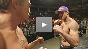 Vitor Belfort and Yoshihiro Akiyama, two powerful strikers looking to climb back to the top of the UFC4 middleweight montain, weigh in before their bout at UFC&reg; 133.