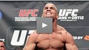 The stars of UFC&reg; 133: Evans vs. Ortiz weigh in for their upcoming bouts.