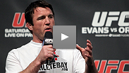 Experience the greatest moments from Chael Sonnen&#39;s epic UFC&reg; 133 Q&amp;A session.