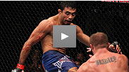 "An elated Rafael Natal earns a much-needed win in the Octagon. Hear what ""Sapo"" feels was the key to his victory over Paul Bradley, and what he plans to do next."