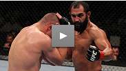 Johny Hendricks grinds out a tough win against fellow wreslter Mike Pierce. The secret to Hendricks' improved overall game? His lone career loss, which he credits with forcing him to round out his skills.