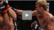 "Alexander Gustafsson lives up to his nickname, mauling veteran Matt Hamill in the second round. He talks about his ""cautious"" start, his gameplan, and his plan for the future."