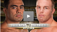 UFC 133 Prelim Fight: Rafael Natal vs Paul Bradley