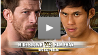 Combat pr&eacute;liminaire de l&#39; UFC 133 : Mike Brown vs Nam Phan