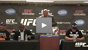Hear from Dana White, Rashad Evans, Tito Ortiz, Vitor Belfort, Brian Ebersole, Costa Philippou and Rory MacDonald after UFC 133 in Philadelphia, PA.