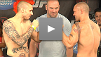 Replay da pesagem do UFC on Versus 5: Hardy vs Lytle
