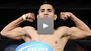 After an impressive win over Jason Reinhardt, Edwin Figueroa talks about wanting to put on a Muay Thai clinic and the keys to his victory.