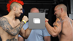 UFC® Live Weighin Photo Gallery