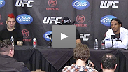 Dan Hardy, Chris Lytle, Ben Henderson and Donald Cerrone take media questions after a wild night of fights in Milwaukee.