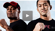 Unstoppable forces. Immovable objects. The UFC returns to Brazil as Anderson Silva meets Yushin Okami for the UFC Middleweight Championship. Plus, former champs Forrest Griffin and Shogun Rua go at it again.