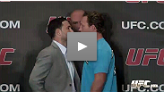 UFC 136 Press Conference from Houston with Dana White, Frankie Edgar, Gray Maynard, Jose Aldo and Kenny Florian.