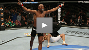 The man who showed off a front kick in his last fight promises something more at UFC Rio.  Watch Anderson Silva talk about his upcoming title fight with Yushin Okami.