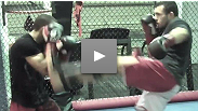 In this video blog, the Brazilian works on strength and conditioning for his fight with Stanislav Nedkov (11-0-0).  Watch Cane vs Nedkov at UFC Rio:  Silva vs Okami, live on Pay-Per-View, Saturday, August 27th, 9PM/6PM ET/PT.
