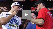 UFC RIO press conference: Shogun on his training and the belt; Forrest on xenophobia.