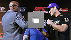 UFC® RIO Pre-Fight Press Conference Gallery