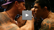 Two heavyweights with everything to prove hit the scales in Rio. Watch legend Minotauro Nogueira take on young lion Brendan Schaub in a battle for the ages.