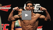 Raphael Assuncao wins his bantamweight debut, outpointing tough striker Johnny Eduardo. He talks about adjusting to a new weight class, dealing with Eduardo's standup skills, and climbing the bantamweight ladder.