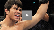 Fresh from his impressive UFC debut, Erick Silva talks about executing his perfect game plan on an historic card in Rio.