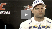Shogun evens the score and puts himself back in the title pictures with a win over a dissapointed Forrest Griffin. Hear from both men after the fight in Rio.
