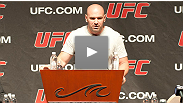 UFC president Dana White makes an unprecedented announcement at the UFC 137 press conference - see highlights from his media session.