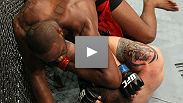 Current champion Jon Jones defends his title September 24 - watch the February fight that got him his title shot and a submission finish over then-undefeated Ryan Bader.