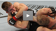 Wald-a-finish!  TJ Waldburger talks about his submission win over newcomer Mike Stumpf.