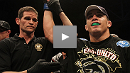 Under-the-radar Jake Ellenberger scores biggest win of his career and a Knockout of the Night bonus, guaranteeing that Jake Shields - and the rest of the welterweight division - now knows exactly who he is.