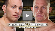 In a battle of TUF alumni, Seth Baczynski and Clay Harvison will be looking to establish a name for themselves in the UFC.  This is Baczynski's second go-around, but the lanky welterweight always incorporates excitement into his fights.