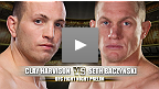 Preliminar do UFN 25:  Clay Harvison vs Seth Baczynski