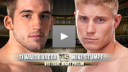Mike Stumpf got the call to fight from the UFC just 6 days prior to the event.  Working on such short notice will be a tough task, and TJ Waldburger's advantage of a full training camp could be the deciding factor.