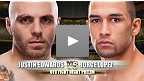 Preliminar do UFN 25: Justin Edwards vs Jorge Lopez