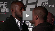 Full event archive from the Pepsi Center. Dana White and the stars of UFC 135 answer questions from the press about the upcoming event.