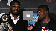 UFC 135 pre-fight press conference at the Pepsi Center on September 21, 2011 in Denver, Colorado.  (Photo by Josh Hedges/Zuffa LLC/Zuffa LLC)