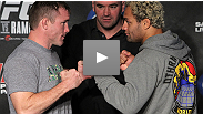 Josh Koscheck and Matt Hughes talk about their overdue matchup made on short-notice and other potential fights in their futures.
