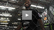 """I don't hate anybody."" Jon Jones and Quinton ""Rampage"" Jackson let their fists - and their words - fly at the UFC® 135 open workouts."