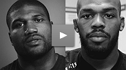 The headlining stars of UFC 135: Jones vs. Rampage get candid in front of cameras one last time before their title fight.