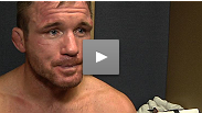 The end of the road? Hall of Famer Matt Hughes talk about his fight with Josh Koscheck, fan support, and watching the sport of MMA grow over the last decade.