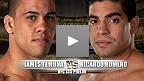 Luta preliminar do UFC 135: James Te Huna vs Ricardo Romero