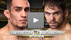 Luta preliminar do UFC 135: Tony Ferguson vs Aaron Riley