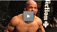 """Here he comes to save the day... Demetrious """"Mighty Mouse"""" Johnson shows off his impressive grappling skills with a third-round submission of Damacio Page."""
