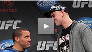 UFC Live 6 press conference with Reed Harris, Dominick Cruz, Demetrious Johnson, Pat Barry, Stefan Struve, Anthony Johnson and Charlie Brenneman