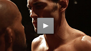 The UFC's baddest bantamweights meet the day before their title fight - watch Dominick Cruz vs. Demetrious Johnson on Saturday, October 1.