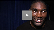 "Another day, another KO victory for Anthony Johnson. ""Rumble"" explains the importance of rhythm in a fight, and why he's happy - but not completely satisfied - with the win."