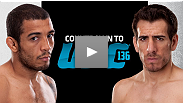 See age vs. experience clash when Kenny Florian meets phenom Jose Aldo, Jr. in one of two title fights taking place at UFC 136.